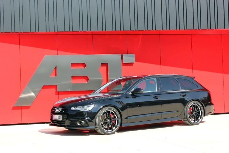 Abt macht den Audi A6 stärker