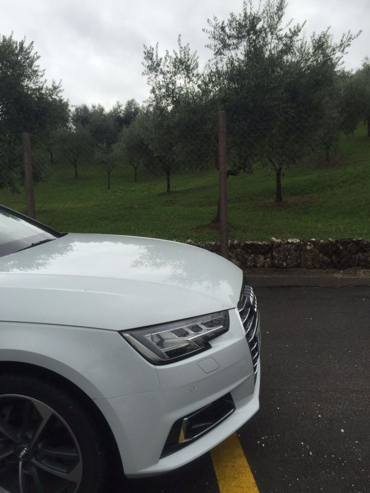 Audi A4 2015 Frontleuchte
