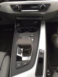 Audi A4 2015 Mittelkonsole