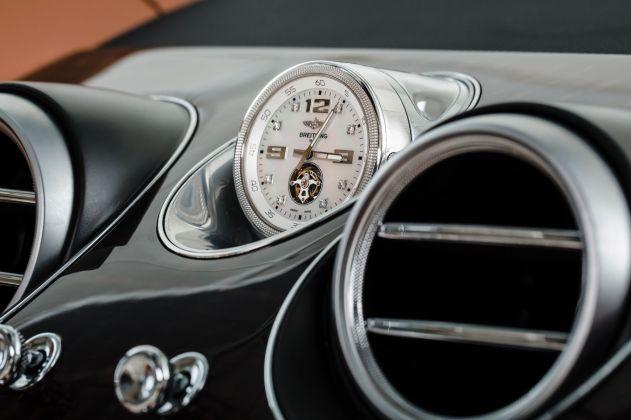 Bentley Bentayga 2015 Breitling Uhr