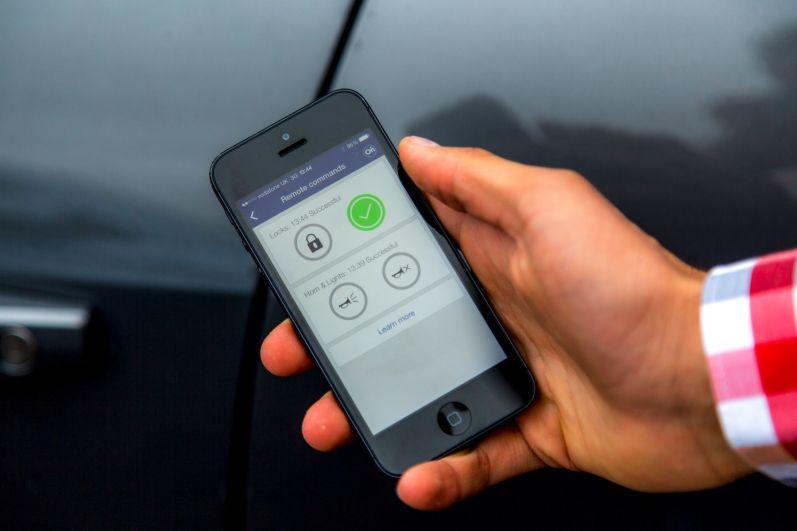 Opel OnStar 2015 Fahrzeug per App öffnen