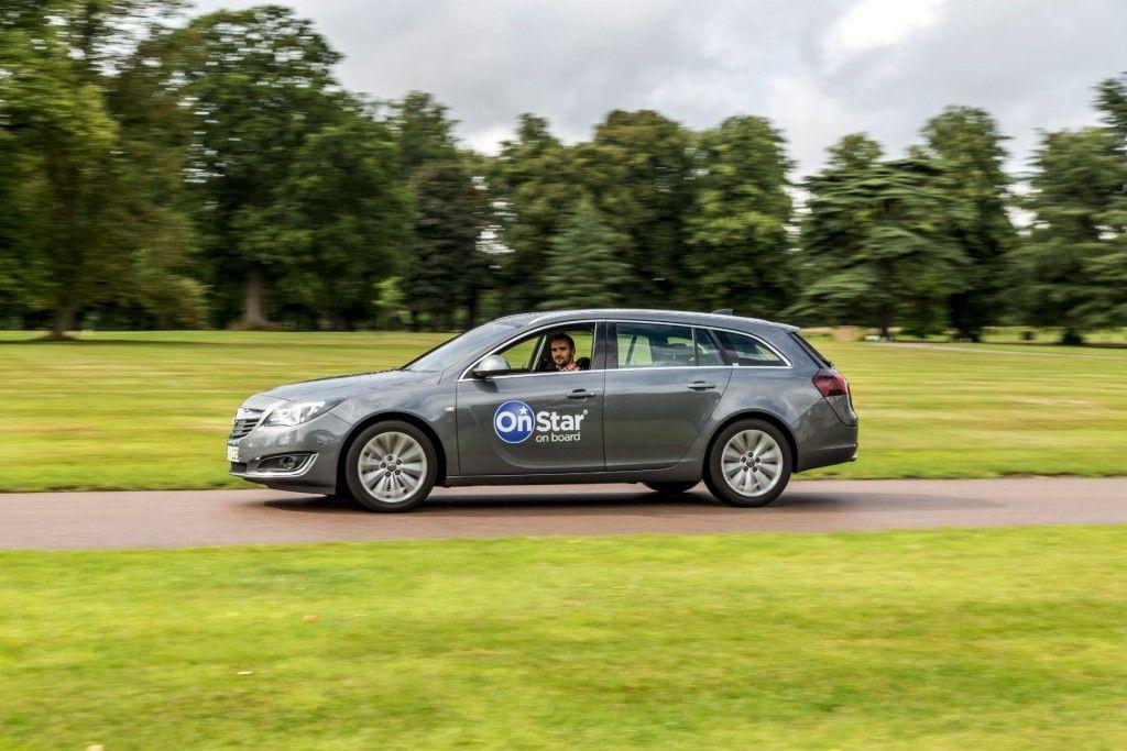 Opel OnStar 2015 Test