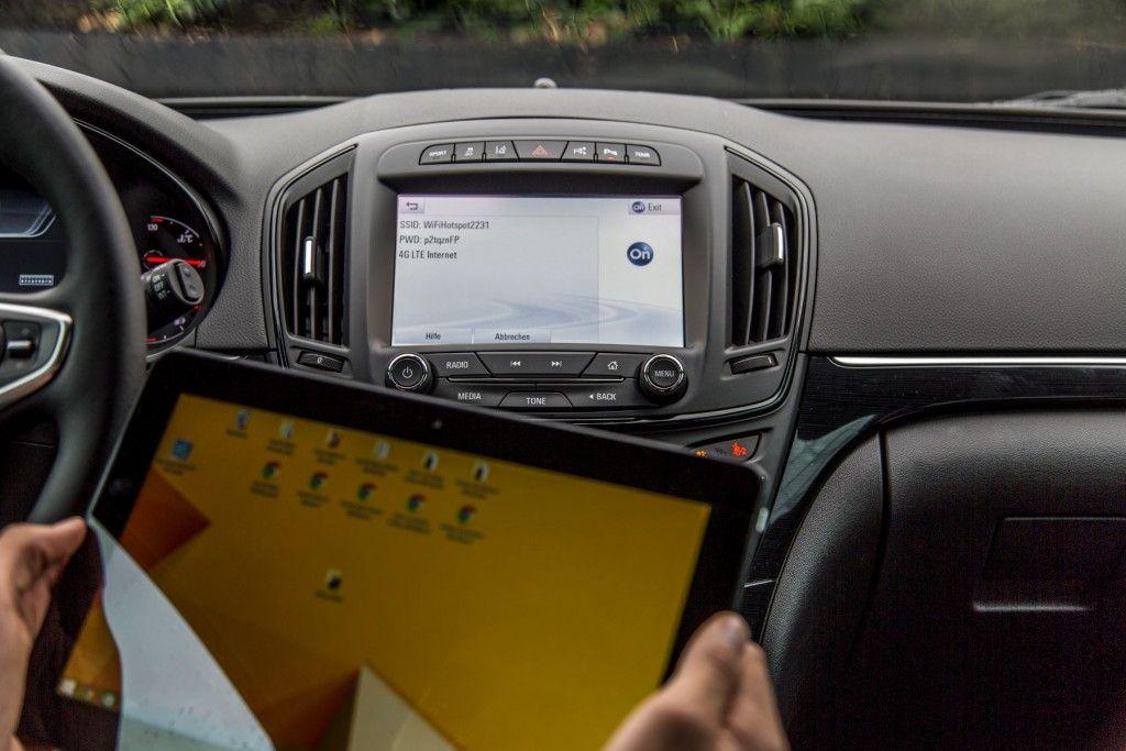 Opel OnStar 2015 WLAN-Hotspot