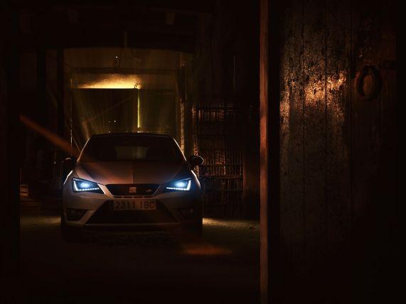 Seat Ibiza Cupra 2015 LED-Scheinwerfer