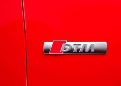 Audi A5 DTM Selection 2015 DTM Schriftzug