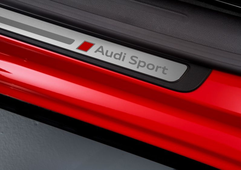 Audi A5 DTM Selection 2015 Einstiegsleisten
