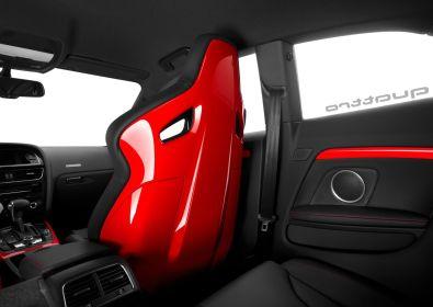 Audi A5 DTM Selection 2015 Schalensitze