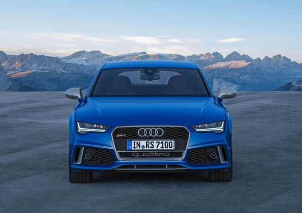 Audi RS7 Sportback Performance 2015 Front