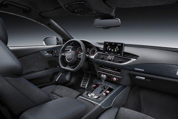 Audi RS7 Sportback Performance 2015 Innenraum Interieur