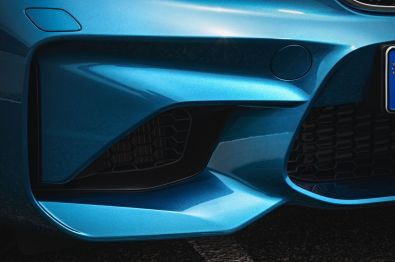 BMW M2 Coupe 2015 Front-Luftöffnung