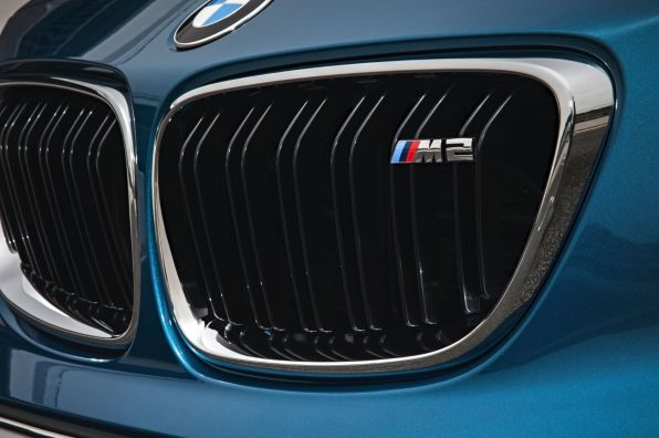 BMW M2 Coupe 2015 Kühlergrill