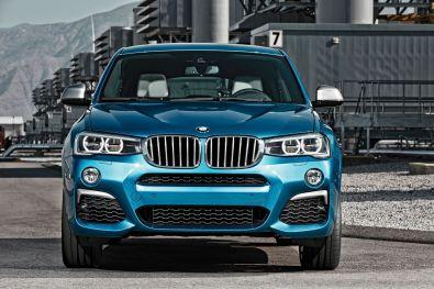 BMW X4 M40i 2015 Front