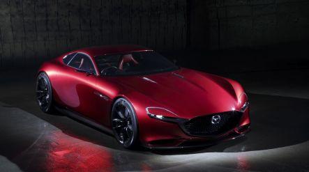 Mazda RX-Vision Tokyo 2015 Front