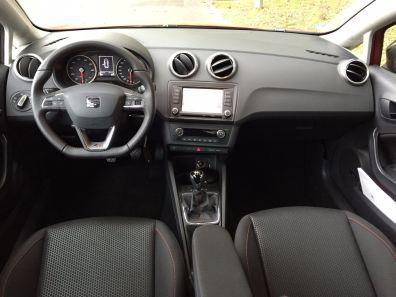 Seat Ibiza Lenkrad 2015 (11)
