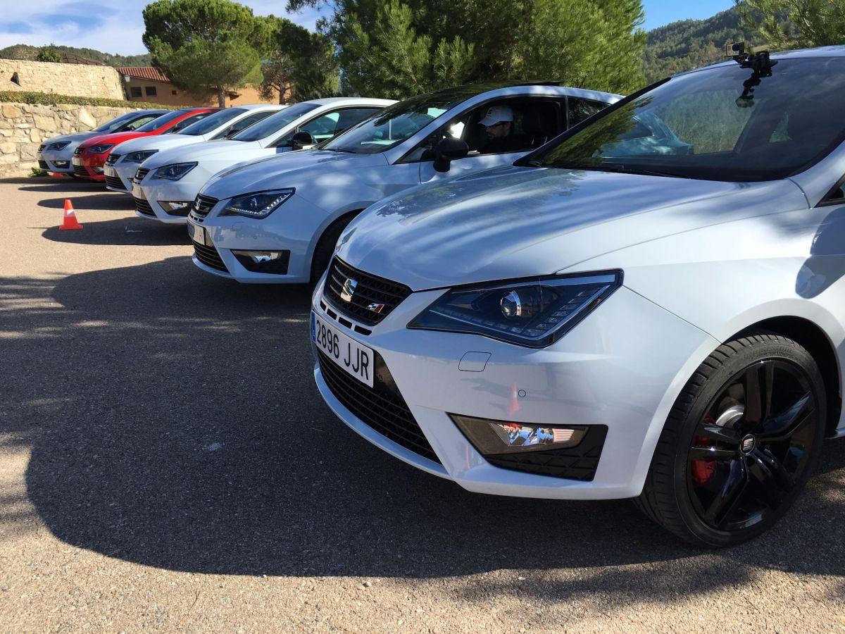 Seat Ibiza Cupra 2015 der-autotester.de