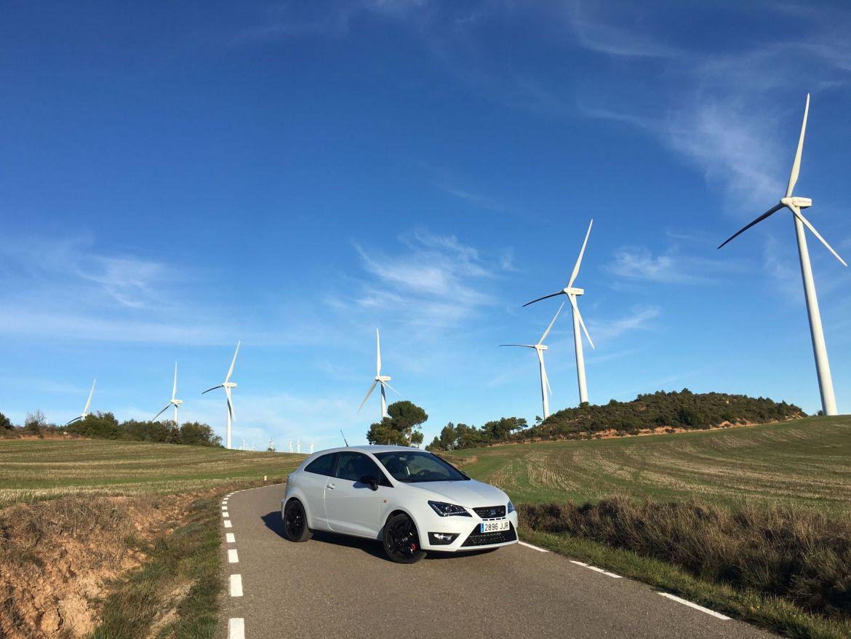 Seat Ibiza Cupra - Adrenalin für den Alltag
