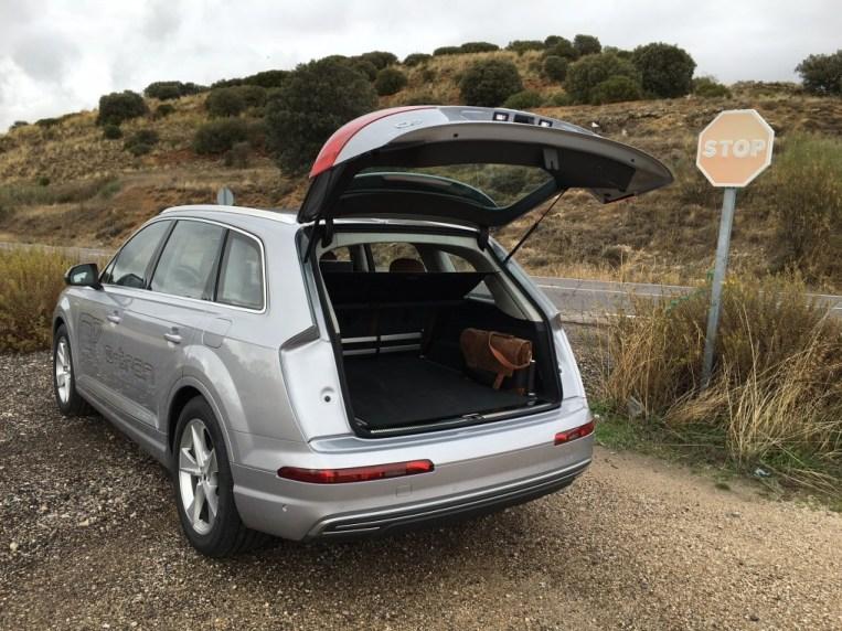 Audi q7 Kofferraum