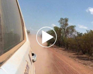 Unterwegs im Outback mit dem Land Rover Discovery Sport
