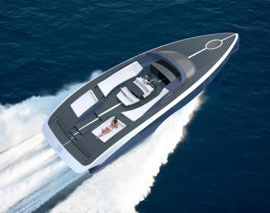 Niniette heißt Bugatti's neue Luxusyacht