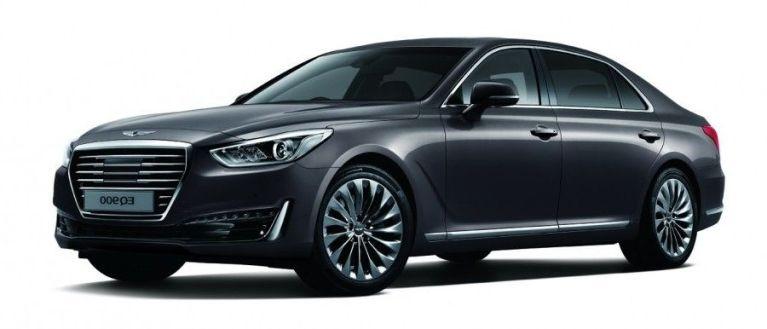 Weltpremiere - Hyundai Genesis G90 - Leider nicht für Europa