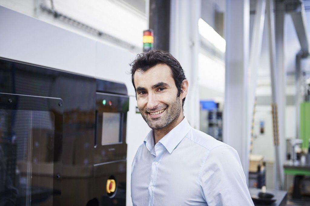 Bruno Alves 3D-Designer bei Ford