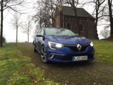 Renault Megané front