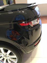 Das Range Rover Evoque Cabriolet Felgen