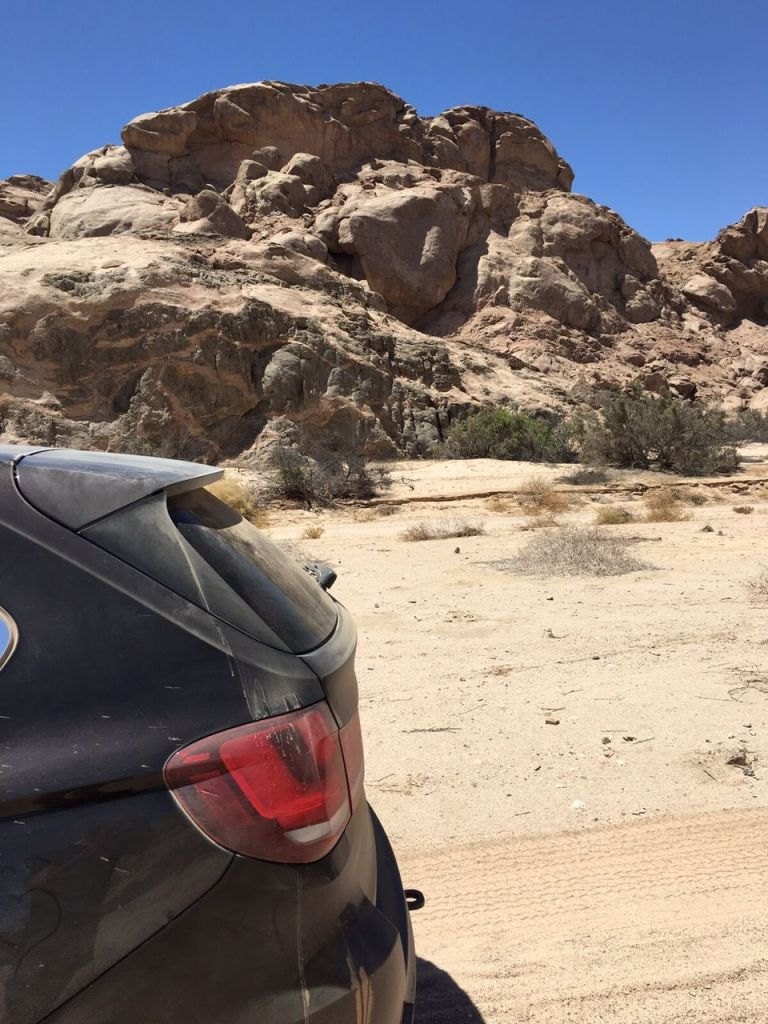 BMW Driving Experience Tour Heck X5