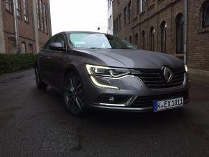 Renault Talisman - Glücksbringer für Renaults Mittelklasse