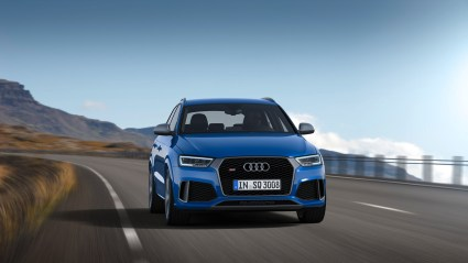 Audi RS Q3 performance Front Scherinwerfer