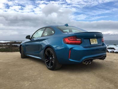 BMW M2 Coupe Rückleuchten