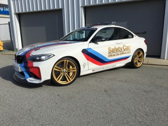 M2 Coupe MotoGP Safety Car