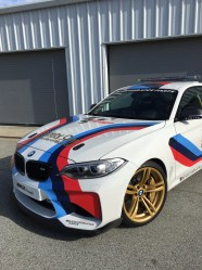 BMW M2 Moto GP Safety Car