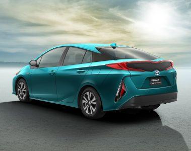 Fünf Sterne für den Toyota Prius