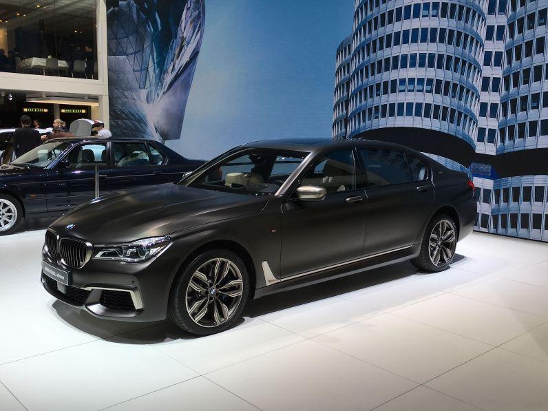 BMW M760LI Xdrive - mit seinen 600 PS der stärkste 7er aller Zeiten