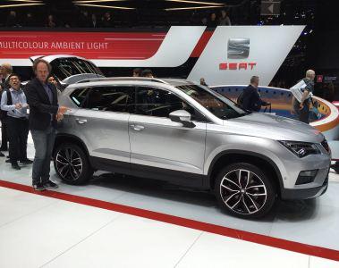 Genf: Seat präsentiert den ersten SUV der Unternehmensgeschichte