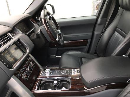 Range Rover SVAutobiography Lenkrad