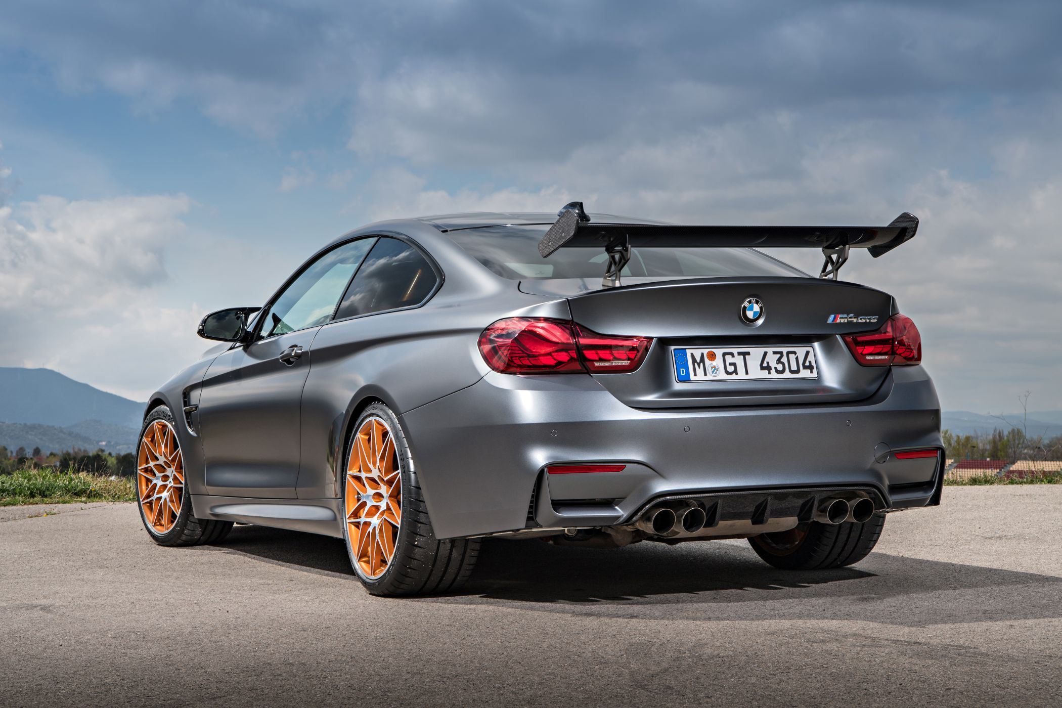 2021 BMW M4 Gts Wallpaper