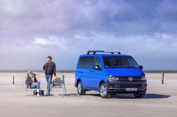Volkswagen Multivan Freestyle 2016