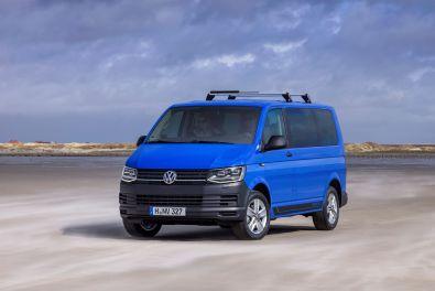 Volkswagen Multivan Freestyle Front