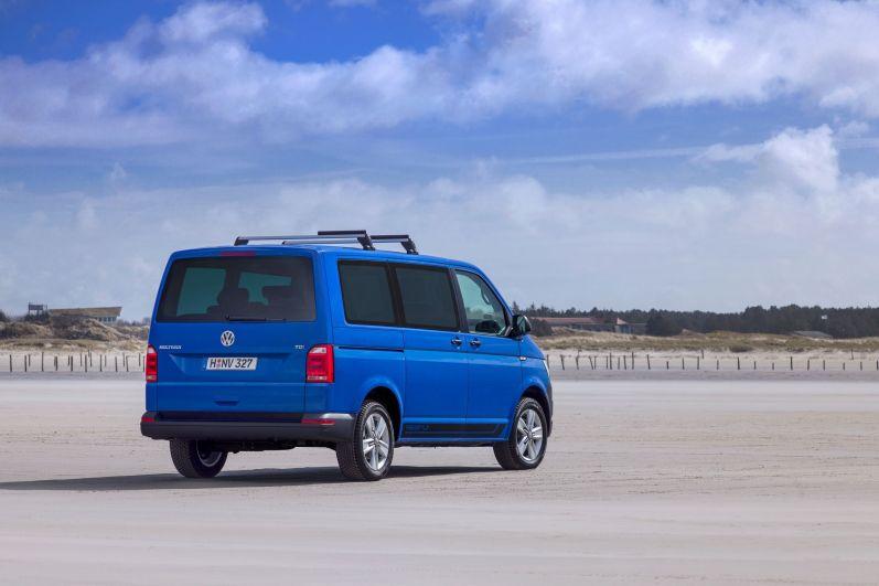 Volkswagen Multivan Freestyle Heck