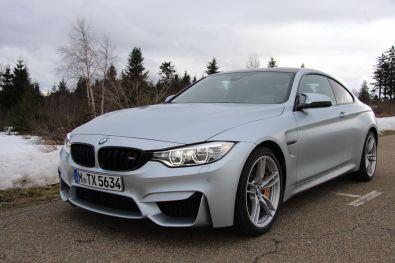 BMW M4 2016 Vorne seitlich
