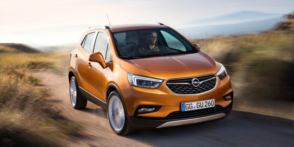 Der neue Opel Mokka X ist bestellbar