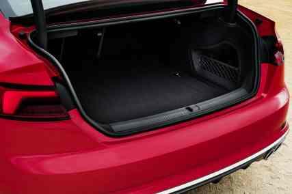 Audi S5 Kofferraum