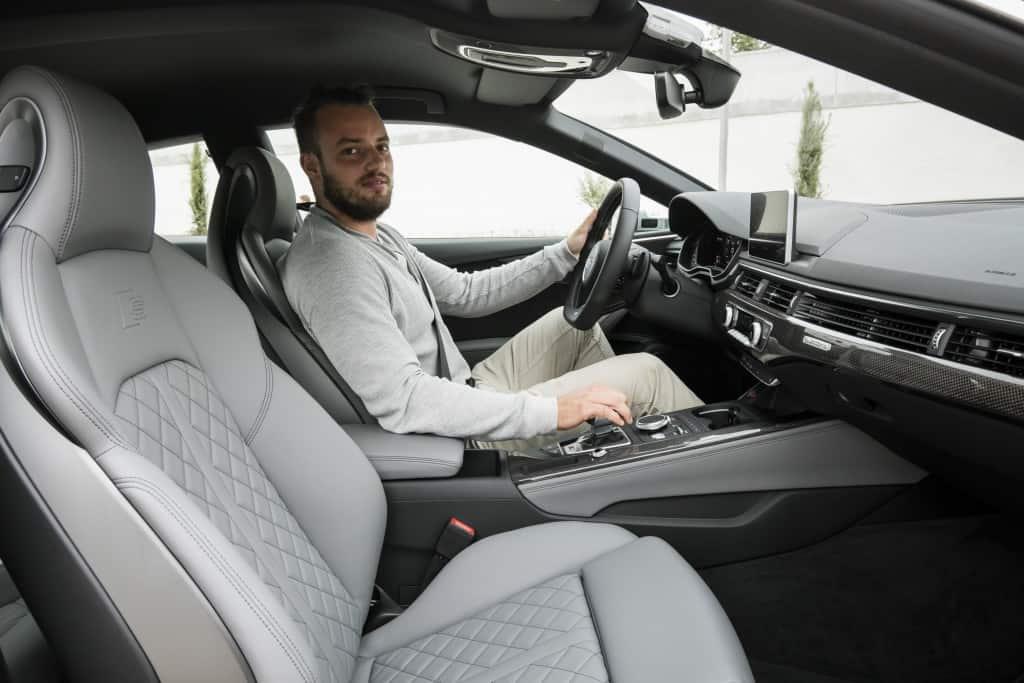Audi A5 Innenraum