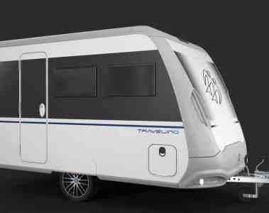 Wohnwagen-Tempo-100-Zulassung gilt nur in Deutschland