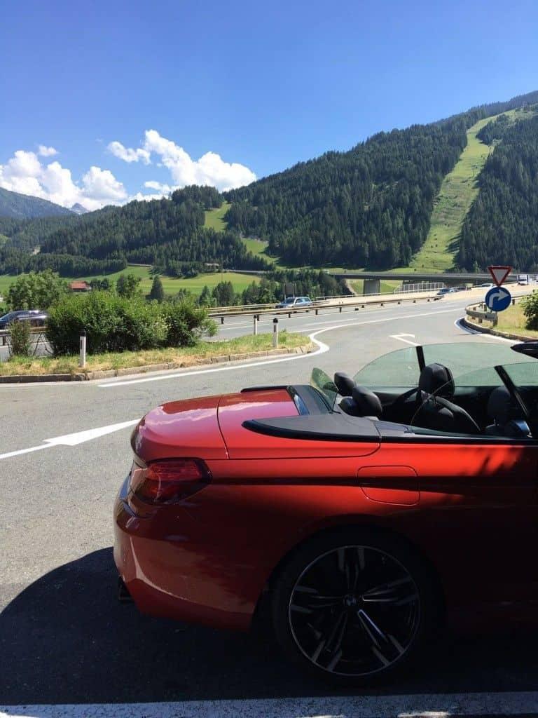BMW M6 Heck