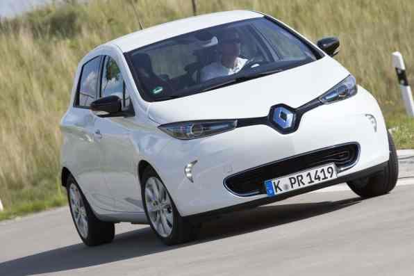 ZOE, Elektroauto, Renault,