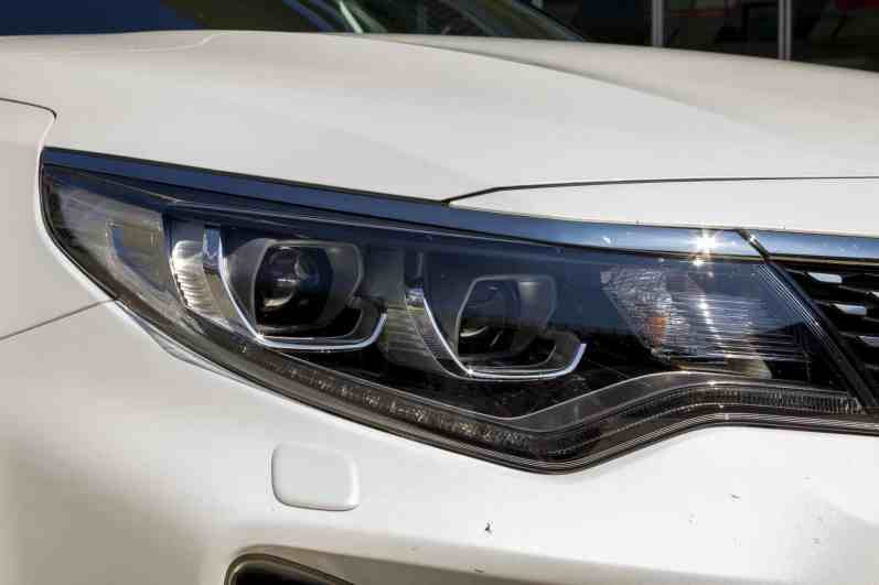 Kia Optima Sportswagon LED Licht