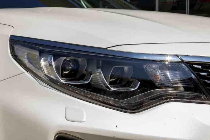 Kia Optima Sportswagon LED Licht